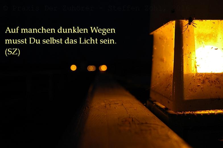 Der Traum vom Sterben SinnSationsGeschichten © Praxis Der Zuhörer - Steffen Zöhl, 2016