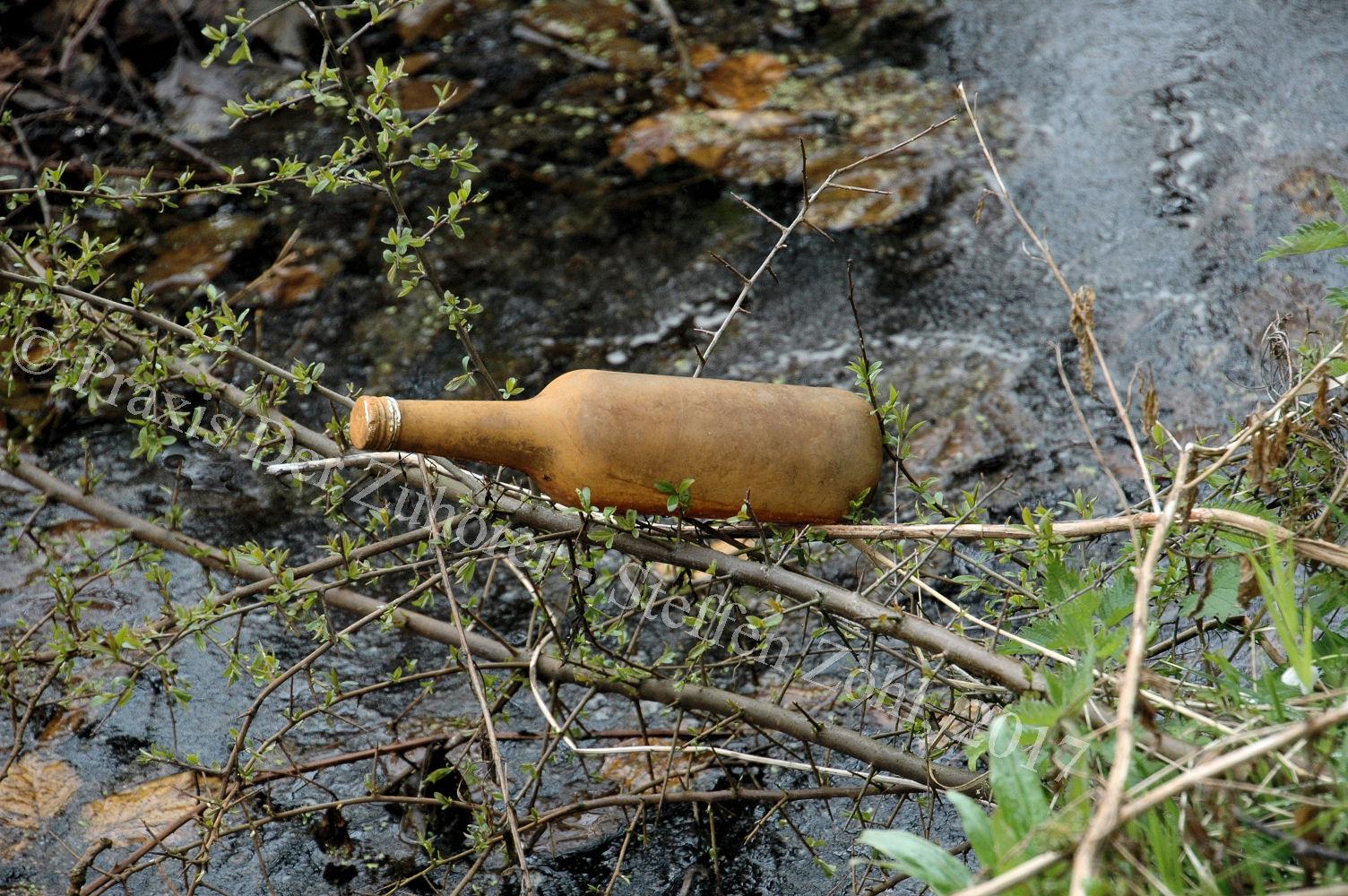 SinnSationsGeschichten Geheimnis der alten Flasche © Praxis Der Zuhörer - Steffen Zöhl, 2017
