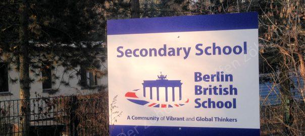 Berlin British School