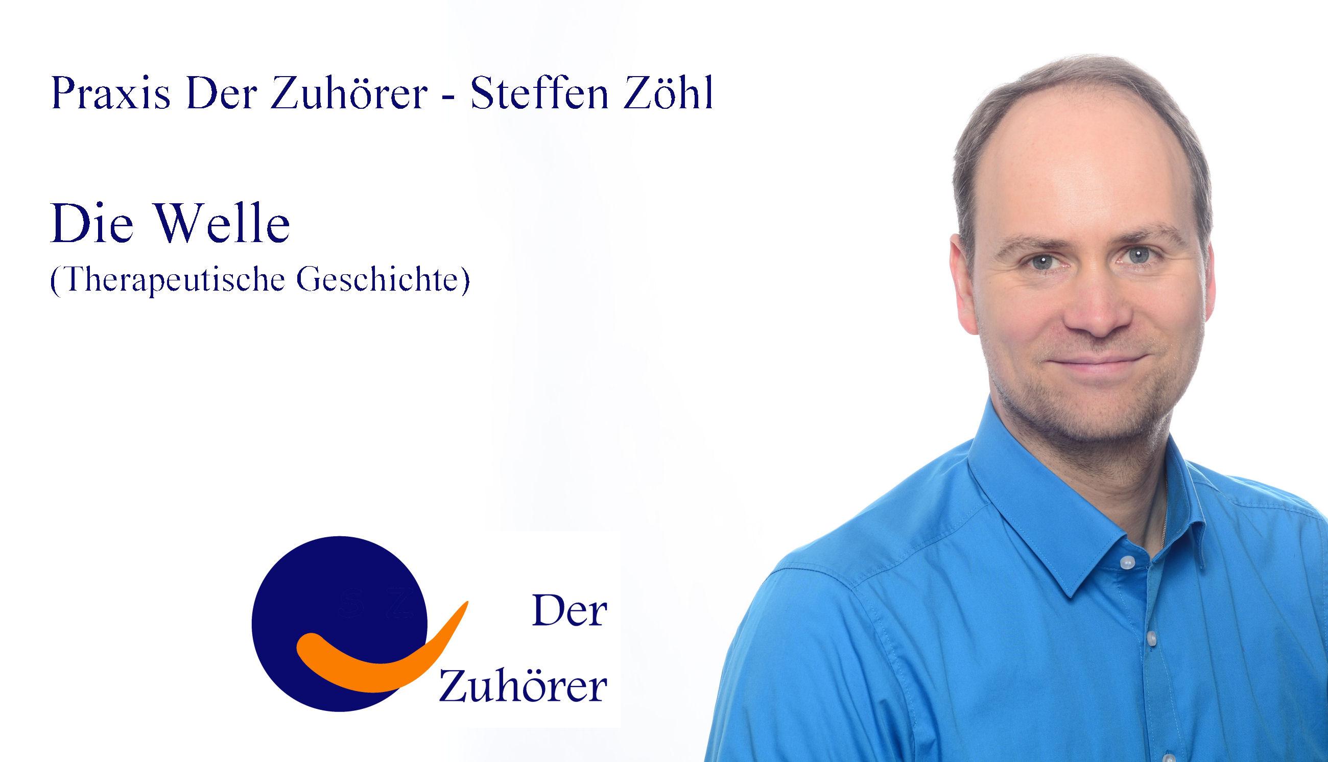 Die Welle SinnSationsGeschichten © Praxis Der Zuhörer - Steffen Zöhl, 2017