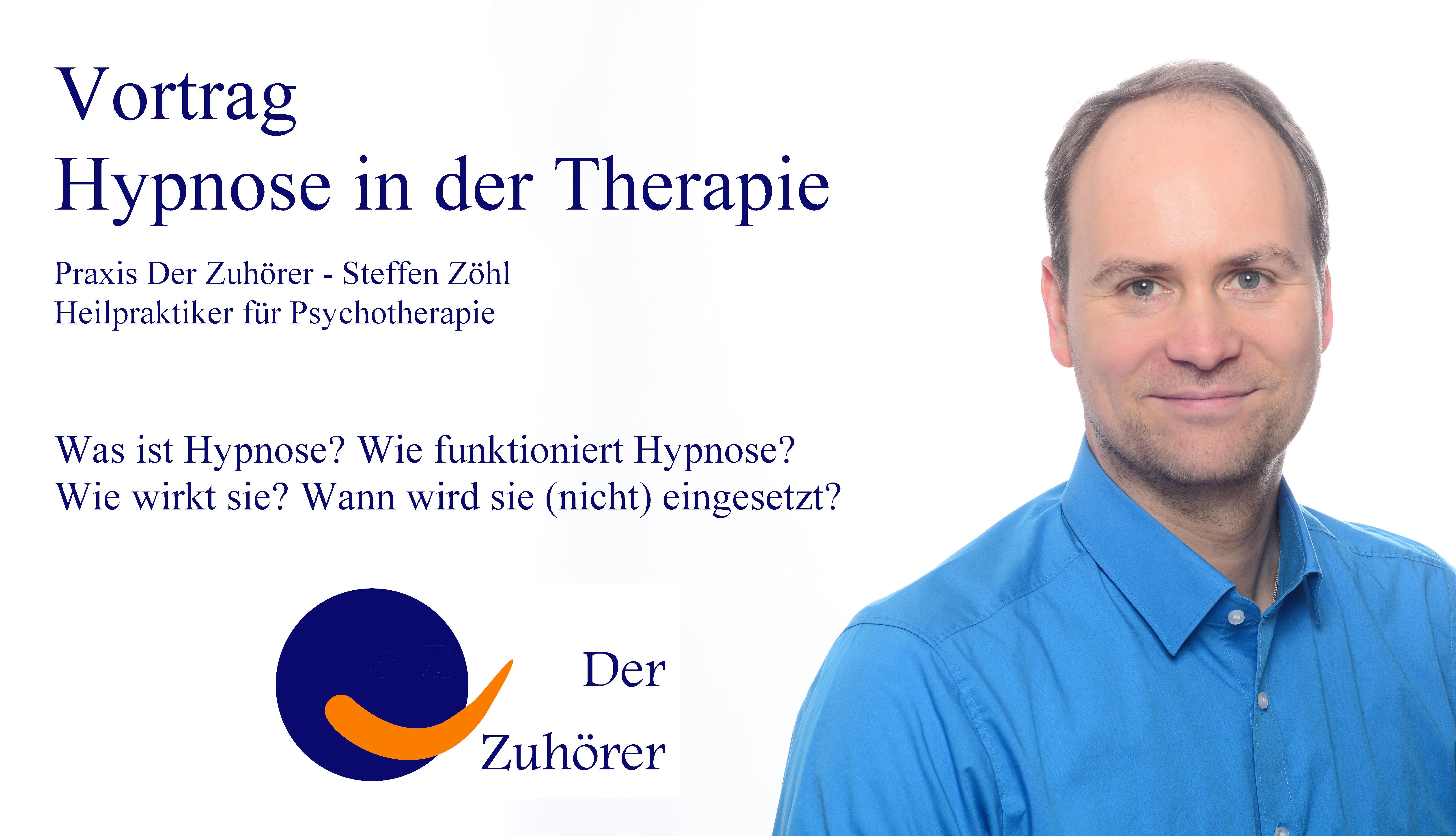 Hypnose Angst Berlin Charlottenburg © Praxis Der Zuhörer - Steffen Zöhl, 2017