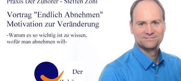 Motivation Abnehmen © Praxis Der Zuhörer - Steffen Zöhl, 2017