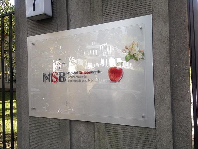 MSB Gesundheitstage Medical School Berlin © Praxis Der Zuhörer - Steffen Zöhl, 2017