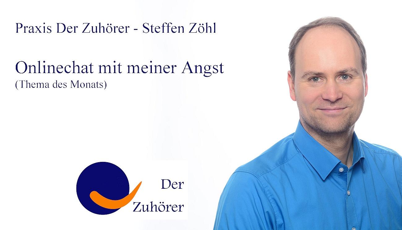 onlinechat mit meiner Angst © Praxis Der Zuhörer - Steffen Zöhl, 2018