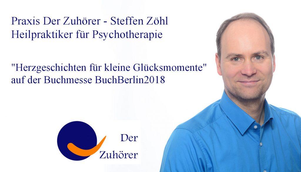 Buchmesse BuchBerlin2018 Autor Herzgeschichten Lesung
