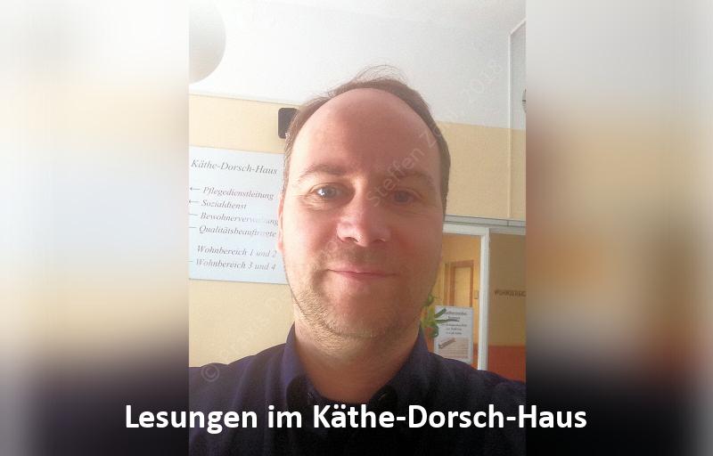 Lesung Herzgeschichten im Käthe-Dorsch-Haus Berlin