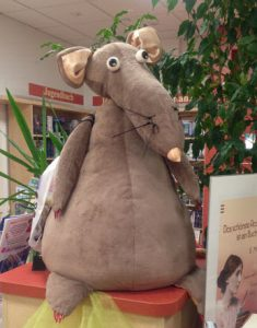 Herzgeschichten Lesung in der Buchhandlung Leseratte in Falkensee