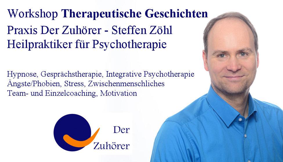 Workshop Therapeutische Geschichten Magie von Märchen und Geschichten 2019