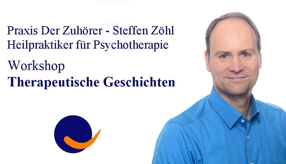 Workshop Therapeutische Geschichten Oktober 2019 Berlin