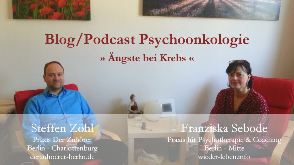 Video podcast Psychoonkologie